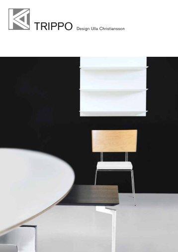 TRIPPO Design Ulla Christiansson - Karl Andersson & Söner