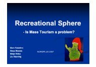 Recreational Sphere