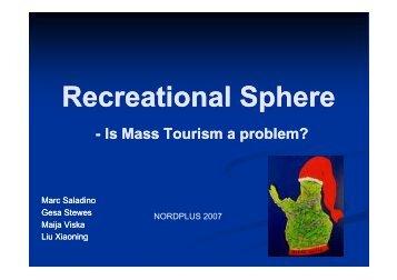 Recreational Sphere