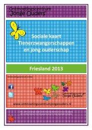 Sociale kaart, mei 2013