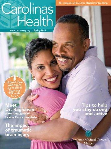 Spring 2011 - Carolinas HealthCare System