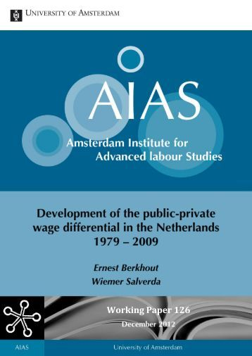 Working Paper 126 - AIAS