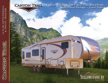 Advanced Profile - YellowStone RV