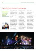 commercial opportunities brochure - World Police and Fire Games ... - Page 6