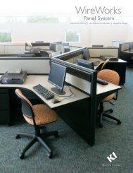 WireWorks Panel System Brochure PDF - KI.com