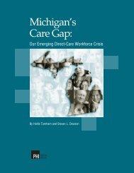 Michigan's Care Gap: - PHI