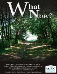 What now? - US TOO International