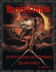 Bloodlands - The Grey Elf's Lair