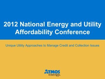 2G_Corey Green - National Energy and Utility Affordability Conference