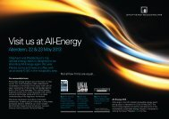 to meet the team attending All-Energy 2013 - Shepherd and ...