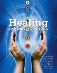 Healing – redskap för urenergin - Free
