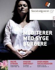 Socialrådgiveren nr. 7-2010 - Dansk Socialrådgiverforening