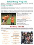 WEST COAST YMCA CAMp SlOpER OuTDOOR CEnTER - Page 3