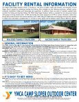 WEST COAST YMCA CAMp SlOpER OuTDOOR CEnTER - Page 4