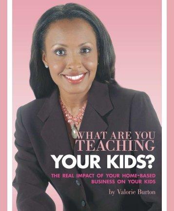 Empowering Women Magazine: What are You ... - Valorie Burton