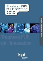 Dossier de candidature PME/PMI - inpi.fr: Rhône-Alpes Lyon