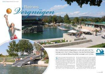 öffentlicher Schwimmteich, Erklärung siehe Seite 50 - WasserWerkstatt