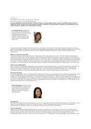 Partner im Profil: Zwischen Know- how-Transfer und ... - JobStairs
