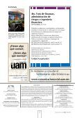 Es un honor para la UAM la presencia del Nobel - Page 2
