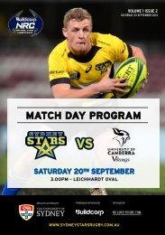 STARSvVIKINGS-Match-Program