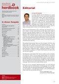 swissherdbook bulletin 6-2012-1-d - Seite 2