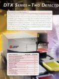 BR-9741B: DTX Series Multimode Detectors--Unmatched Value and ... - Page 2