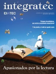 Edición 92 Octubre - Diciembre 2011. - Exatec - Tecnológico de ...