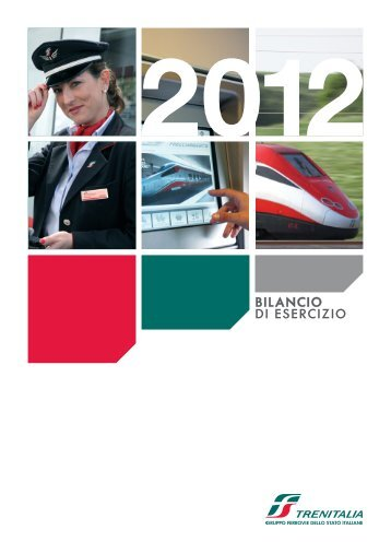 Bilancio Trenitalia 2012 (.pdf 6525 KB) - Ferrovie dello Stato Italiane