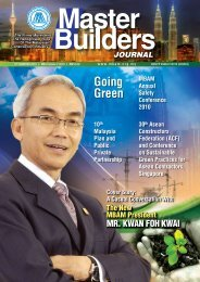 Vol 2 - Master Builders Association Malaysia