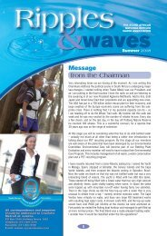 Message from chairman - South African National Bottled Water ...