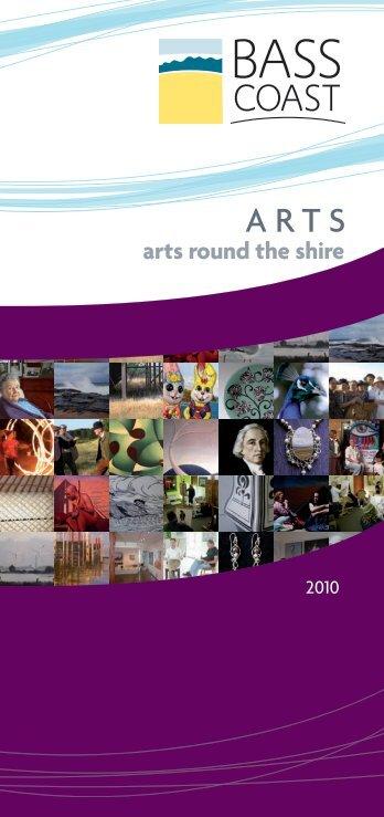Arts Round The Shire - Bass Coast Shire Council