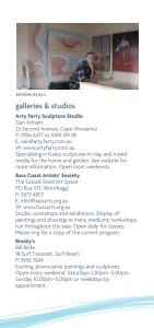 Arts Round The Shire - Bass Coast Shire Council - Page 3