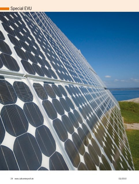 Energie für den Kundenservice! Energieversorger - Yourccc.com