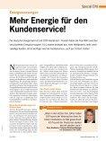 Energie für den Kundenservice! Energieversorger - Yourccc.com - Seite 2