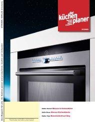 Immer individueller Der Küchenplaner Ausgabe 06 ... - Kesseböhmer