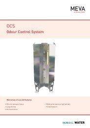 MEVA Odour Control System - Explanation - Stone Food Machinery