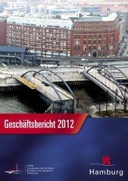 Geschäftsbericht 2012 - Landesbetrieb Strassen, Brücken und ...