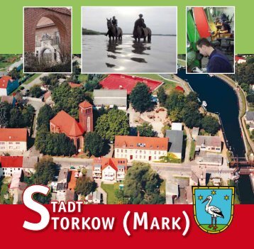 STORKOW (MARK) STORKOW (MARK) - Stadt Storkow (Mark)