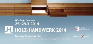 Nuremberg, Germany - Holz-Handwerk