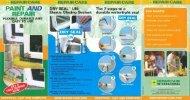 Repair Care Paint and Repair - Resene