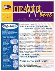 June 2002 - McCrone Healthbeat