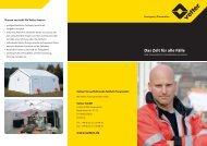 Das Zelt für alle Fälle - Vetter GmbH