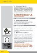 OI Medical tents (spanish) - Vetter GmbH - Page 4