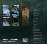 Annual Report 2009 - Wereldhave