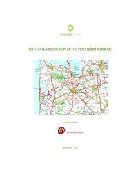 En strategisk energiplan for Holstebro Kommune - Ea Energianalyse