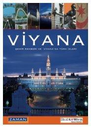 Türk Viyanası Viyana Sokaklarında Türk İzleri - Zaman Avusturya