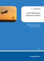 Home Relocation Assistance Scheme - Airport Mediation - Home