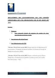 170ª Sessão Ordinária 03/06/2013 - AMB