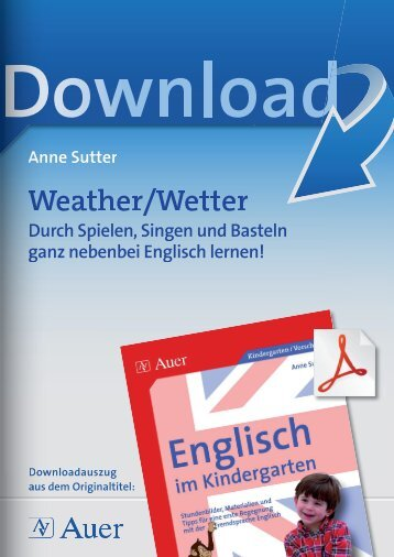 Weather/Wetter