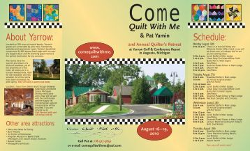 HERE - Sinnissippi Quilters, Inc.